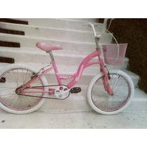 Bicicleta Para Dama Tipo Vintage R-20