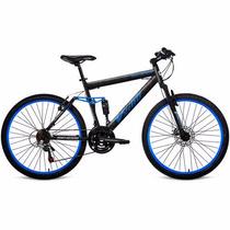 Bicicleta De Montaña Genesis V2100 Suspension Completa R26