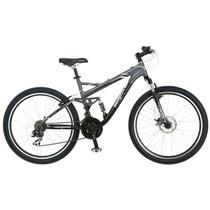 Bicicleta De Montaña 26 Pulgadas Mongoose Suspension Vbf