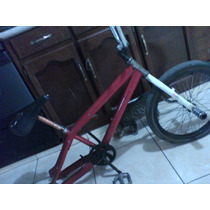 Bicicleta Trucos Diamond Back Rodada 20 Reforzada