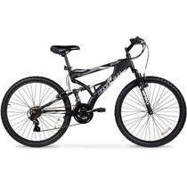 Bicicleta De Montaña Hyper Havoc Full Suspension 26