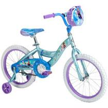 Nueva Bicicleta Frozen Rodada 18