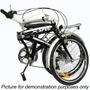 Bicicleta Plegable Xpec 26¨ 21 Velocidades Shimano