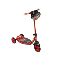 Huffy Disney Cars 3-wheel Preescolar Scooter Con Manillar Bo