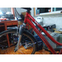 Bicicleta Urbana R26 Turbo Dama Color Rojo