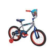 Bicicleta Nueva Marvel Avengers Huffy R16 Niños 5-8 Años