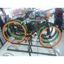 Bicicleta 700x25c Fixed Nueva Marca Br Con Garantia