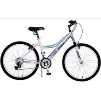 Bicicleta De Montaña Hyper Meadow 26 Aluminio Shimano Equip