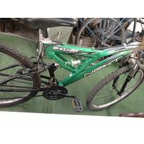 Bici Mongoose Doble Suspensión Aqui Esta!!