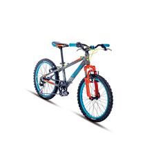 Bicicleta Alubike K20 Boy Rodada 20 Con 6 Velocidades