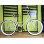 Bicicleta Retro Vintage Rodada 26 36 Rayos Verde Menta