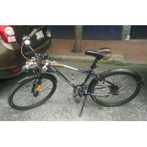 Bicicleta Mercurio Smart De Aluminio Rodada 26 Vendo Cambio.