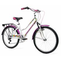 Bicicleta Mercurio Life R24