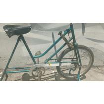 Bicicleta Antigua Ejercicio Amf Mod. Trim Ride