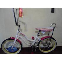 Bicicleta Schwinn Rosa