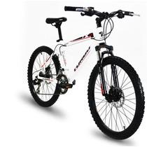 Bici Turbo Aluminio R24 100% Nueva