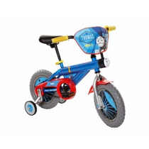 Bicicleta Thomas Con Sonido R12 Regalo Niño Cumpleaños