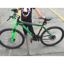 Bicicleta Benotto Xc-5000 R-26 21 Velocidades Sunrace Frenos
