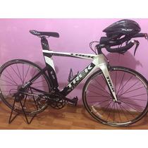 Bicicleta De Triatlon Trek Speedconcept Talla M - 54 2012