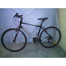 Bicicleta Cannondale Quick Six