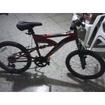 Bicicleta Mongoose De Aluminio Para Montaña Nada De Uso.