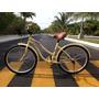 Bicicleta Retro Beach Cruiser Dama