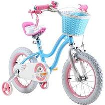 Bici De Royalbaby Stargirl Chica Con Ruedas De Entrenamiento