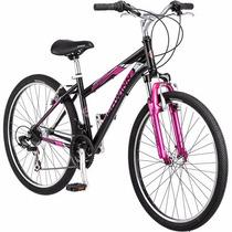 Bicicleta De Montaña Schwinn Sidewinder R26 P/mujer