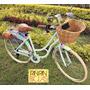Bicicleta Vintage 100% Aluminio Rin Rin Biclas
