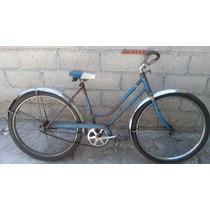Bicicleta Antigua Columbia Dama