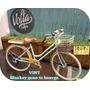 Bicicleta Vintage Vint Monkey Gone To Heaven Rin Rin Biclas