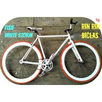 Bicicleta Fixie Rin Rin Biclas