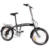 Bicicleta Plegable Doblable Folding 6 Velocidades Shimano