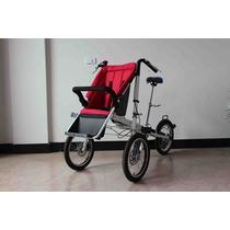 Bicicleta Carreola Bicis Mamas Bicicletas Convertibles