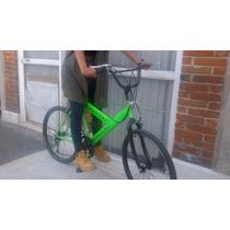 Bicicleta De Mujer Rodada 24 C/cambios