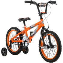 Bicicleta Nueva Mongoose Mutant R16 Niños 5-8 Años