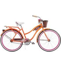 Bicicleta Huffy Panama Jack R26 Cruiser P/ Dama