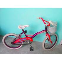 Bicicleta Mercurio Rodada 20, Excelente!!