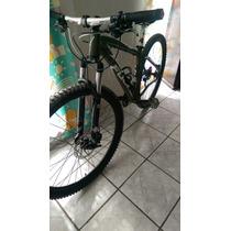 Bicicleta Fuji Tahoe 2.0 29er, Talla M, 2*10, Rock Shox Aire