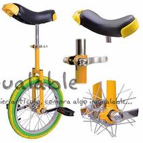 Monociclo Color Limon De 41 Cm, 46 Cm Y 51 Cm