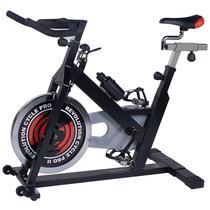 Bicicleta Fija Bike Ejercicio Spinning Phoenix 98623 Hm4