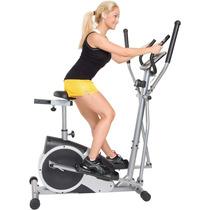Bicicleta Fija Para Ejercicio Body Champ Entrenamiento Vbf