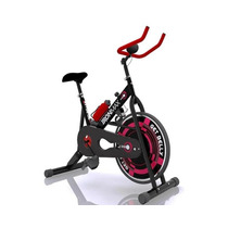 Bicicleta Fija Iron Max Spinning Profesional Velocimetro