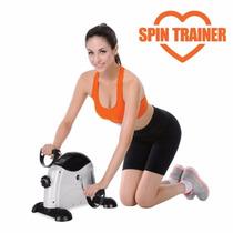 Bicicleta Fija Mini Portatil Para Brazos Y Piernas. Fitness
