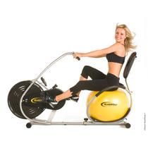 Bicicleta Spinning Ballbike Bicicleta Fija Muy Diferente Hm4