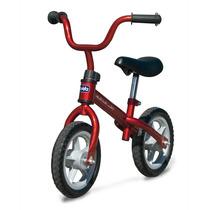 Bicicleta De Equilibrio Niños Chicco Bici Red Bullet