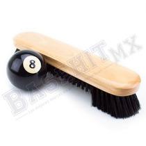 Cepillo Para Mesa De Billar. Ideal Para Limpiarla