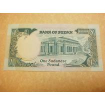 Sudan Una Libra Fecha 1987 Nuevo Sin Circular