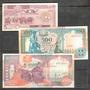 Coleccion De 3 Billetes De Somalia