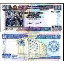 Burundi 500 Francos 2007 2009